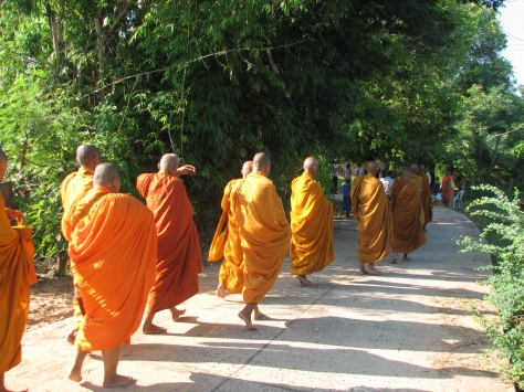 monks-at-sonkhran Thailand in Perspective - Excerpt (5)