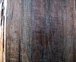 Hardwood post