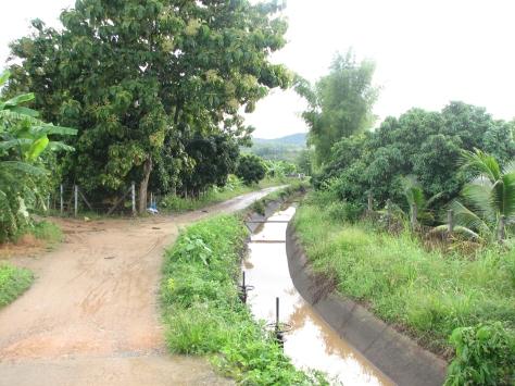 Small canal - Huai Kaew