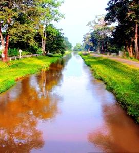 Main canal - Huai Kaew - Chiang Mai