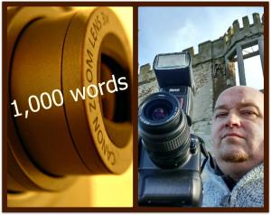 Ed Mooney 1,000 words Collage