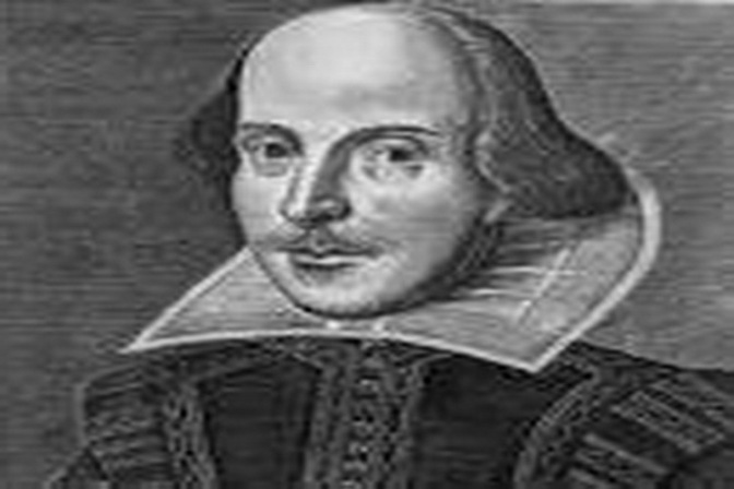 Shakespeare, Human Rights and Inspiration