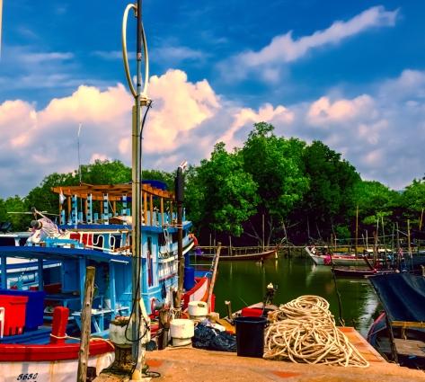 Cape Panwa estuary - Phuket