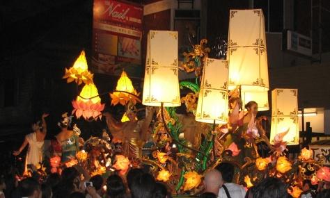 Chiang Mai - Loi Krathong