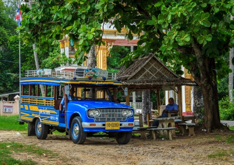 Phuket Public Bus