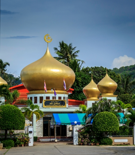 Mosque Chalong